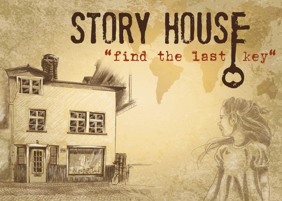 Story House Plettenberg - Live Escape Room in Plettenberg im Sauerland
