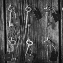 Im Story House Plettenberg öffnet nur der richtige Schlüssel die Tür aus dem Escape Room